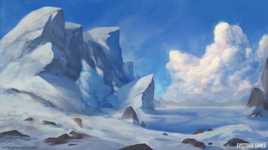 ice-landscape